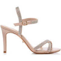 Schoenen Dames Sandalen / Open schoenen Dune London Madalenna BLUSH LEATHER