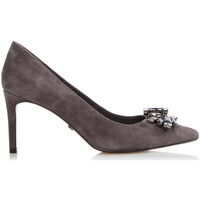 Schoenen Dames pumps Dune London Birch GREY SUEDE
