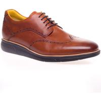 Schoenen Dames Lage sneakers Buffalo 1339-14 2.0 White Neon Orange Leather Oranje