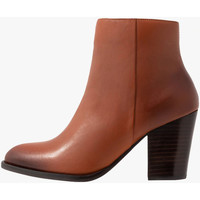 Schoenen Dames Enkellaarzen Dune London Portray Leather /