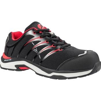 Schoenen Heren Lage sneakers Albatros  Zwart/Rood