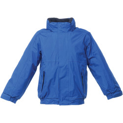 Textiel Kinderen Fleece Regatta TRW418 Royal/Navy
