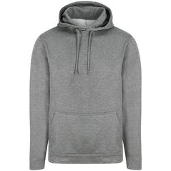 Textiel Sweaters / Sweatshirts Awdis JH006 Grijze Melange