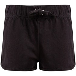 Textiel Kinderen Korte broeken / Bermuda's Skinni Fit Retro Zwart/Zwart