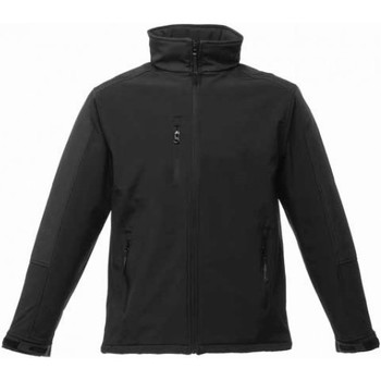 Textiel Heren Windjacken Regatta Softshell Zwart/Zwart