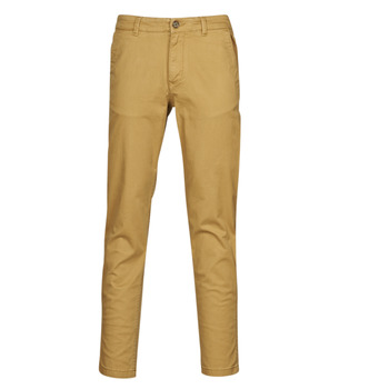 Textiel Heren Chino's Selected SLHNEW PARIS  camel