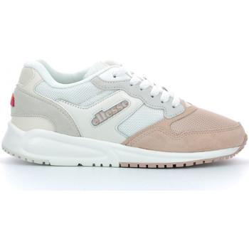 Schoenen Dames Lage sneakers Ellesse Nyc84 sued Wit