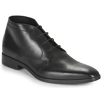 Schoenen Heren Laarzen Carlington NOMINAL Zwart