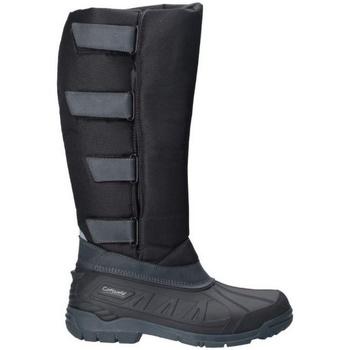 Schoenen Dames Hoge laarzen Cotswold  Zwart