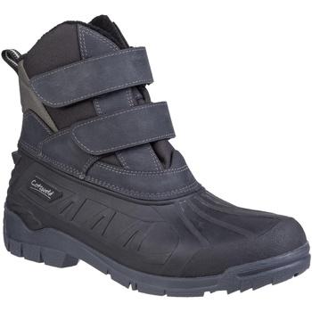 Schoenen Heren Snowboots Cotswold  Zwart