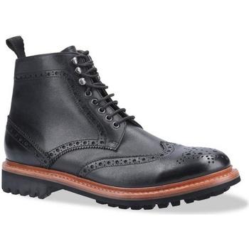 Schoenen Heren Laarzen Cotswold  Zwart