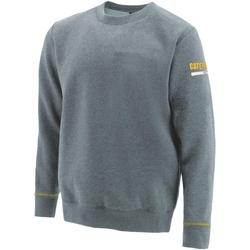 Textiel Sweaters / Sweatshirts Caterpillar  Donkere Heide