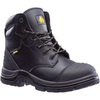 Schoenen Laarzen Amblers  Zwart