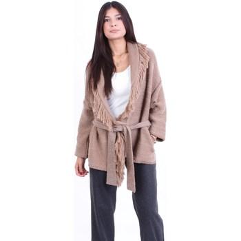 Textiel Dames Tops / Blousjes Albino Teodoro BL8000802 Noir et vert