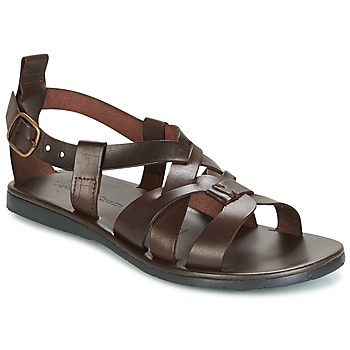 Schoenen Heren Sandalen / Open schoenen Dream in Green QUESELLE Brown