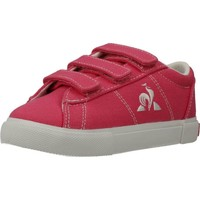 Schoenen Meisjes Lage sneakers Le Coq Sportif VERDON PLUS INF Roze