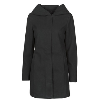 Textiel Dames Mantel jassen Vero Moda VMDAFNEDORA Zwart