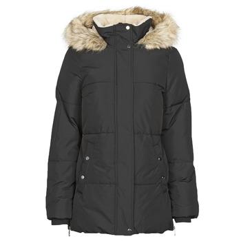 Textiel Dames Parka jassen Vero Moda VMFINLEY Zwart