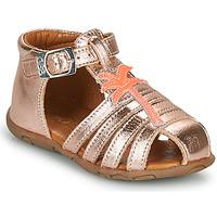Schoenen Meisjes Sandalen / Open schoenen GBB ANAYA Roze