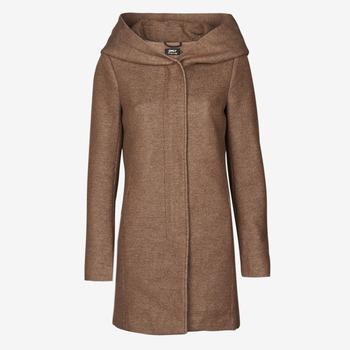 Textiel Dames Mantel jassen Only ONLSEDONA LIGHT Bordeaux