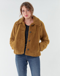Textiel Dames Wind jackets Only ONLEMILY Brown