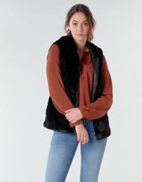 Textiel Dames Wind jackets Only ONLMALOU Zwart