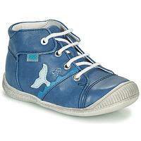 Schoenen Jongens Hoge sneakers GBB ABRICO Vte / Marine / Dpf / Raiza