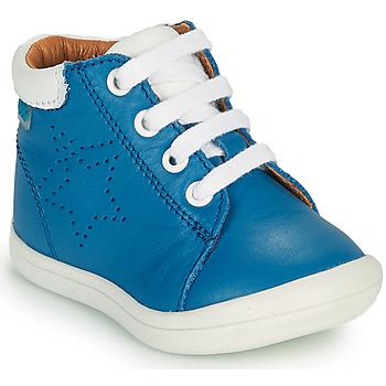 Schoenen Jongens Hoge sneakers GBB BAMBOU Blauw