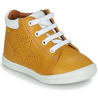 Schoenen Jongens Hoge sneakers GBB BAMBOU Geel