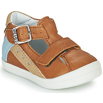 Schoenen Jongens Sandalen / Open schoenen GBB BERNOU Cognac