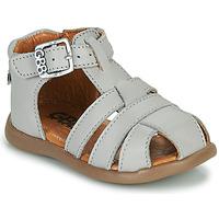 Schoenen Jongens Sandalen / Open schoenen GBB FARIGOU Grijs