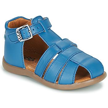 Schoenen Jongens Sandalen / Open schoenen GBB FARIGOU Blauw