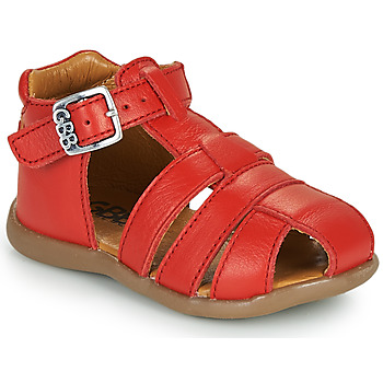 Schoenen Jongens Sandalen / Open schoenen GBB FARIGOU Rood
