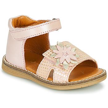 Schoenen Meisjes Sandalen / Open schoenen GBB SATIA Roze