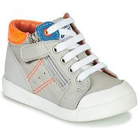 Schoenen Jongens Hoge sneakers GBB ANATOLE Grijs