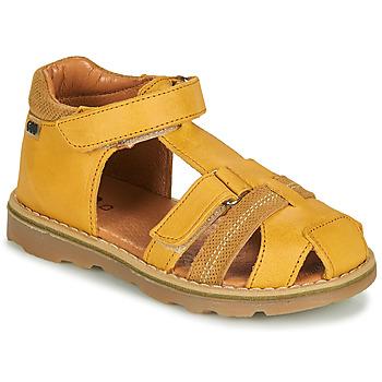 Schoenen Jongens Sandalen / Open schoenen GBB MITRI Orange