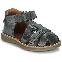Schoenen Jongens Sandalen / Open schoenen GBB SEVILLOU Grijs