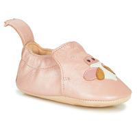 Schoenen Kinderen Sloffen Easy Peasy BLUMOO ABEILLE Roze