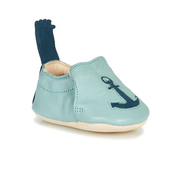Schoenen Kinderen Sloffen Easy Peasy BLUMOO ANCRE Cuir