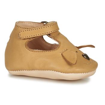 Schoenen Kinderen Sloffen Easy Peasy LOULOU CHIEN Brown