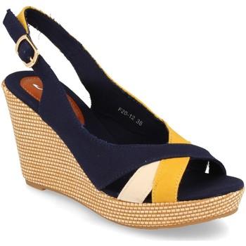 Schoenen Dames Sandalen / Open schoenen Festissimo F20-12 Amarillo