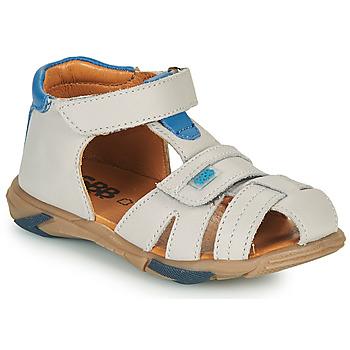 Schoenen Jongens Sandalen / Open schoenen GBB NUVIO Grijs