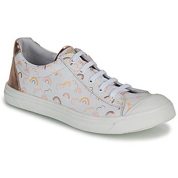 Schoenen Meisjes Lage sneakers GBB MATIA Roze