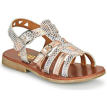 Schoenen Meisjes Sandalen / Open schoenen GBB FANNI Roze