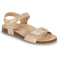 Schoenen Meisjes Sandalen / Open schoenen GBB FAZZI Goud