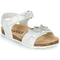 Schoenen Meisjes Sandalen / Open schoenen GBB FAZZI Grijs