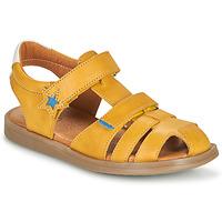 Schoenen Jongens Sandalen / Open schoenen GBB MARINO Orange