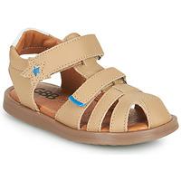 Schoenen Jongens Sandalen / Open schoenen GBB MARINO Beige