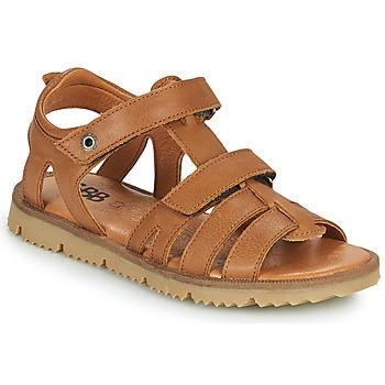 Schoenen Jongens Sandalen / Open schoenen GBB JULIO Brown