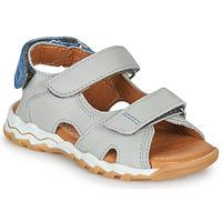 Schoenen Jongens Sandalen / Open schoenen GBB DIMOU Grijs